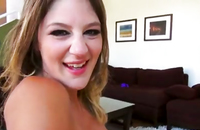 Fabulous young girlfriend is doing her best to satisfy her boyfriend. Watch hot sex with pretty thing who lets her man up her butt